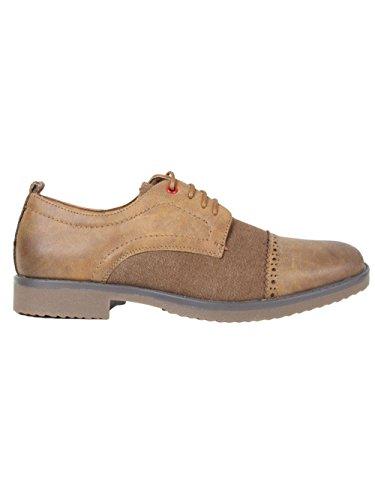 Kebello Schuhe ELO560 Marron test