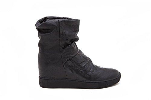 Crime London Women's Boots Black Black BjFFi5eNs