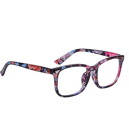 COOLOO Blue Light Blocking Glasses for Anti Headache and Eyes Strain Super Light Weight Computer Gaming Glasses Fashion Accessories,Unisex for Women and Men