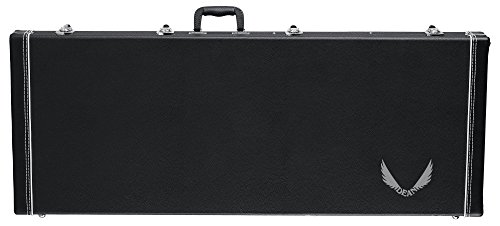 Case Guitar Electric Dean (Dean Deluxe Hardshell Case for Dean ML Series Guitars)