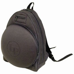Latin Percussion LP548 LP Lug-Edge Compact Conga - Padded Backpack Snare