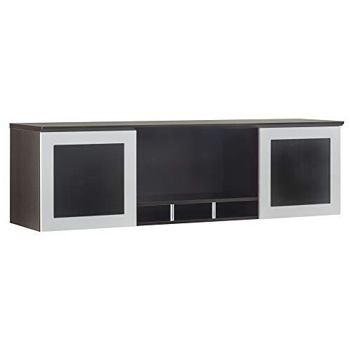 - Safco Products MNH72LDC Medina Hutch Cabinet, 72