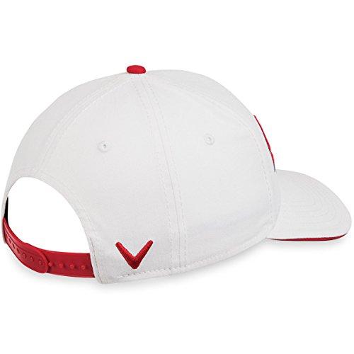 Blanco Gorra Béisbol 5216225 Hombre de Callaway U fqCpwXP
