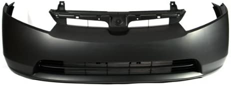 New Bumper Cover Front for Honda Civic HO1000239 2006 to 2008