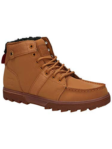 DC Woodland Boot Wheat/Black 10.5uk / Wheat/Black