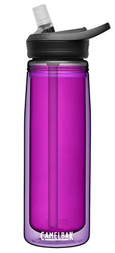 CamelBak Eddy+ BPA Free Insulated Water Bottle, 20 oz, Amethyst