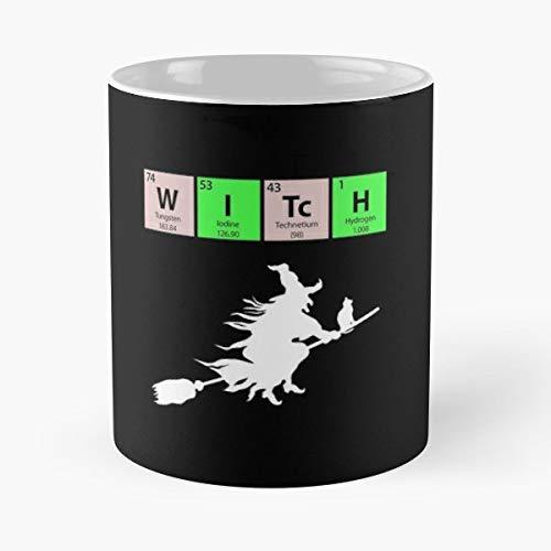 Science Scientific Halloween Costume - Gift Coffee Mug 11 Oz Funny -