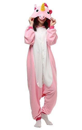 Vivimeng Adult Onesies Unicorn Pyjamas Anime Cosplay One