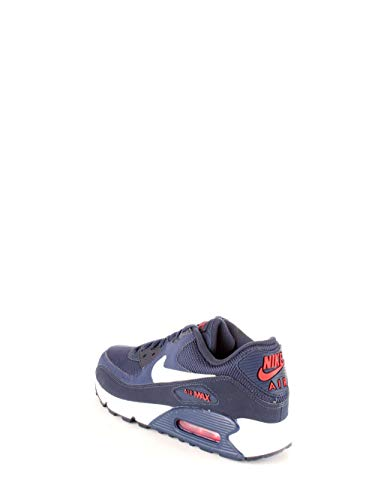 Da Shoe midnight Red Men's '90 403 Uomo Max Scarpe Air Multicolore white Nike Navy Ginnastica university Essential 10qgXP