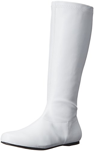 Ellie Shoes Women's 106-Avenge Boot, White, 7 M US ()