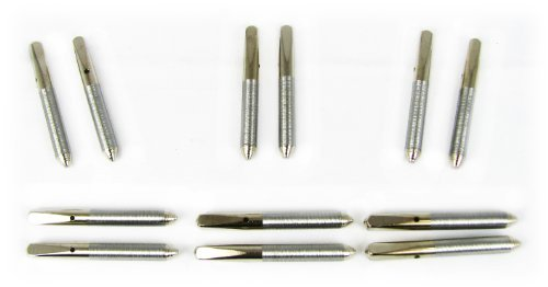 12pc. Standard Zither Pins - Great for Zithers, Harps and other Primitive Stringed Instruments by C. B. Gitty
