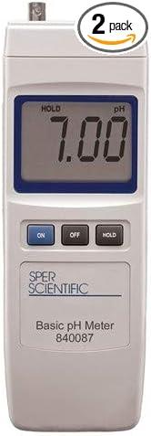 Sper Scientific 840087 pH Meter