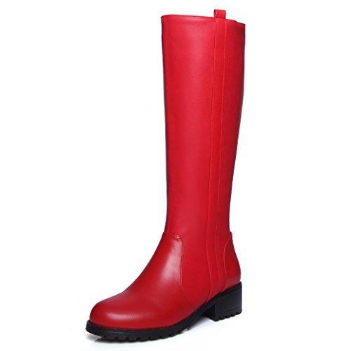 Nine SevenKnee High Boots - Botas mujer Red