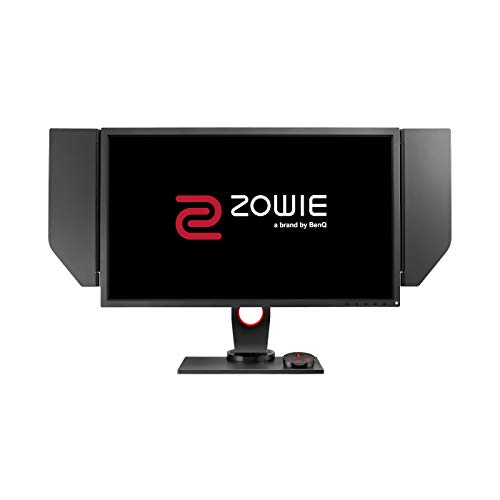 BenQ ZOWIE XL2746S 27 Inch 240 Hz Gaming Monitor 1080p, Dynamic Accuracy Plus, Height Adjustment