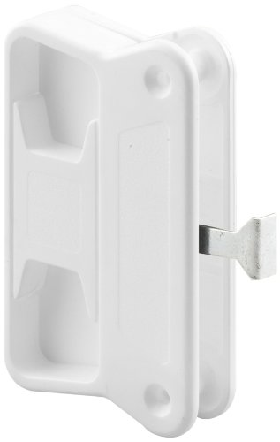 Prime-Line Products A 212 Sliding Screen Door Handle, White