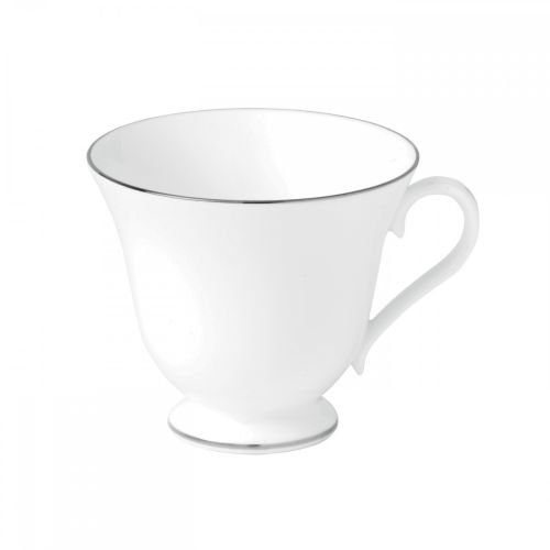 (Wedgwood Signet Teacup, 6 oz, Platinum)