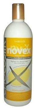 Novex Chocosilk White Chocolate Brushing Lotion 500 ml 16.9 oz
