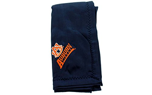 AUBBB - Auburn Tigers Baby - Blanket - Officially Licensed - Happy Feet & Comfy Feet (Auburn Tigers Infant Slipper)