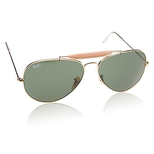 Ray-Ban RB3029 L2112 Outdoorsman II Gold ()