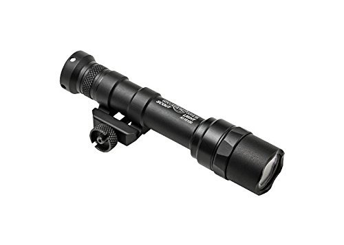 SureFire M600 Ultra Scout Light, Includes Z68 click-type tailcap pushbutton switch