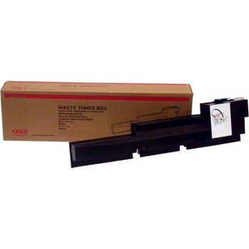 Okidata Waste Toner Collector -30000 Pages - C9600/c9800 Series Consumer Electronics Electronics