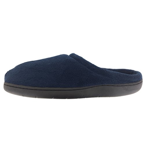 CHAUSSONS GEL SLIPPERS BLEU TAILLE M