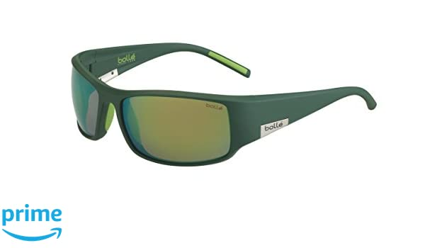 461859c1ef5 Amazon.com   Bolle King Polarized Brown Emerald Oleo AF