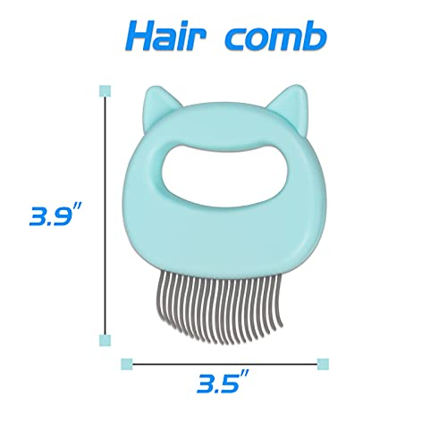 Meginc Pet Hair Remover with Automatic Cleaning Base, Portable Cat Hair Remover and Dog Hair Remover Suitable for Sofa, Carpet, Car seat, Clothes