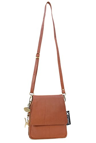 cuir Collection Sac signé besace en Tanne Catwalk type