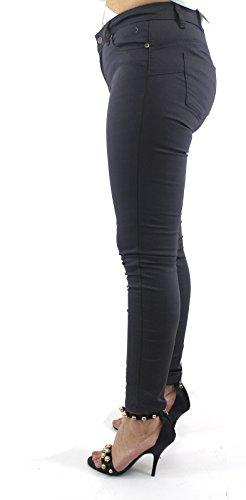Donna Liu Jo Wxx051t7144 jo Lavagna Jeans Pantalone Liu XBXqwR