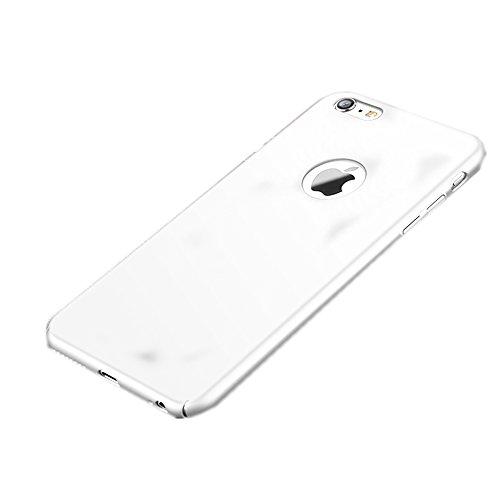 Fansong ultra slim anti-graffio resistente agli urti coperchio custodia per iPhone 6s/611,9cm (bianco)