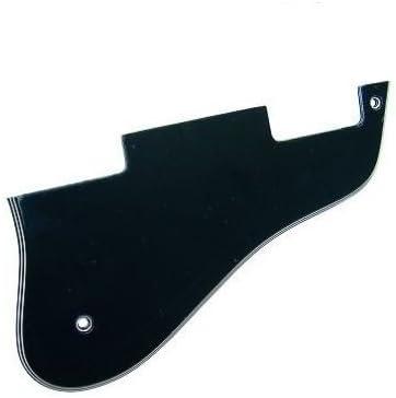 Golpeador Pickguard Semiacústica 5capas para guitarra H-S-H negro partsplanet capa sa