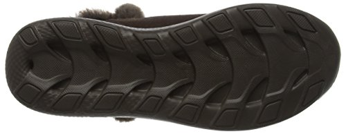 2 go chocolate The Femme Bottes Chukka Marron Skechers City On q6zwxxEI