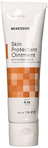 (McKesson Vitamin A & D Ointment (1 Tube), 4 Ounce)
