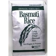 Rice Basmati 25 Pound -- 1 Each by Producers Rice