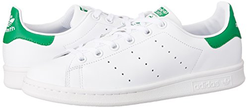 Adidas Fille green Mode Enfant 0 White Baskets Stan Smith Blanc M20605 footwear Junior footwear White qOYrOXw0