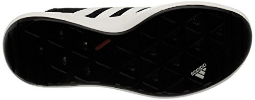 Adidas Terrex Cc Boat, Chaussures de Trail Homme, Noir (Negbas/Blatiz/Negbas), 38 EU
