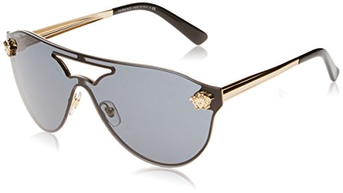Versace Women's VE2161 Gold/Grey by Versace