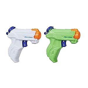 Hasbro, Pistola ad Acqua a spruzzo Super Soaker ZipFire, Confezione da 2 Pezzi 3 spesavip