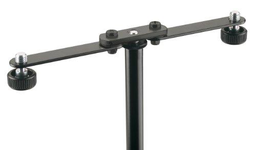 K&M 23510 Microphone Bar