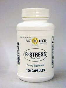 biotech-pharmacal-b-stress-100-count