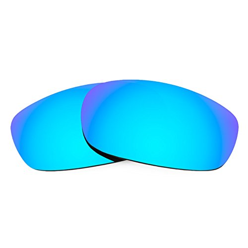 Revant Polarized Replacement Lenses for Oakley Square Wire 2.0 Elite Ice Blue - Polarized Oakley Lenses Square 2.0 Wire