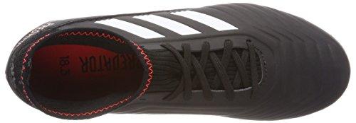 FG 18 Red Core adidas 3 Predator ftwr White solar Kinder Unisex Gymnastikschuhe Mehrfarbig Black wfqXfAaO