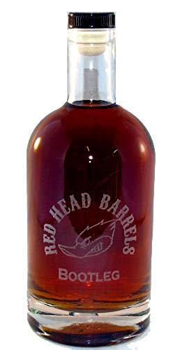 Personalized Custom Engraved Bourbon/Whiskey Bottles