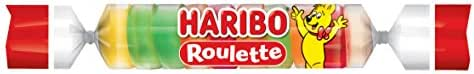 Gummy Candies: Haribo Roulettes