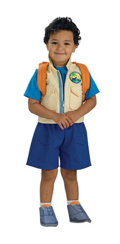 Go, Diego, Go! Deluxe Diego Child Costume Size Toddler