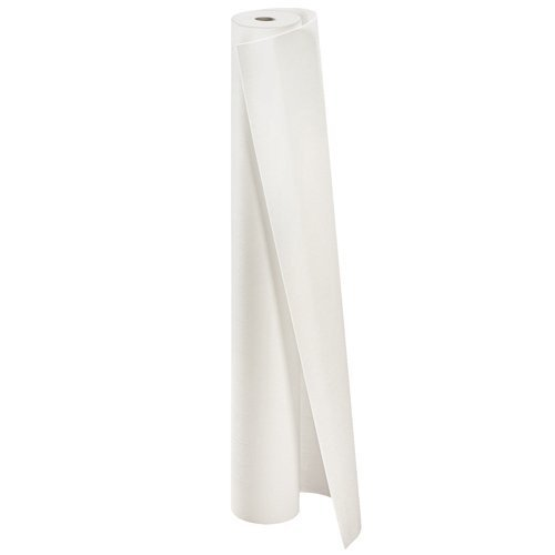Little Rapids 910000 Caprice Paper Tablecover, Roll, 40 in. x 300, White by Little Rapids