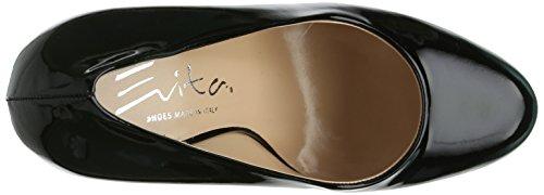 Zapatos charol de Vestir Evita de Mujer negro Shoes negro AaqyU