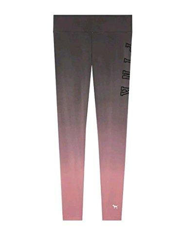 Victoria's Secret PINK NEW Logo Flat Legging Color Mauve ...