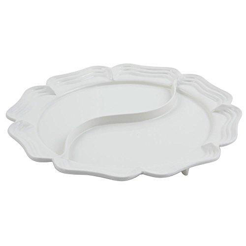 Queen Anne Round Platter - 3